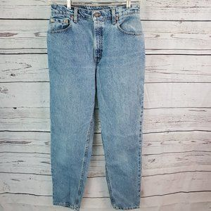 Vintage Levi's 550 Made in USA Stone Wash Jeans 10